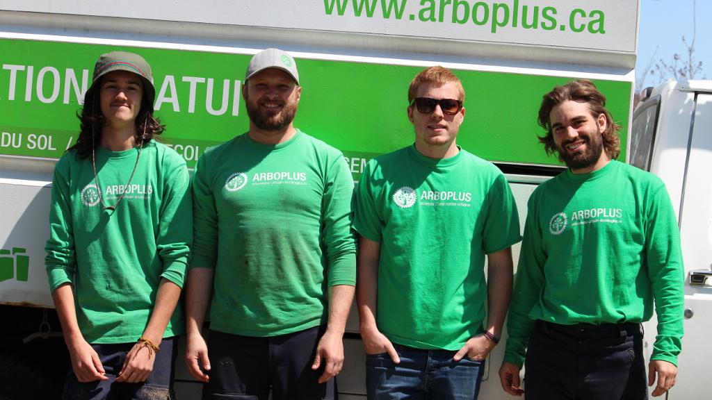 À propos d'Arboplus - Entreprise arboricole