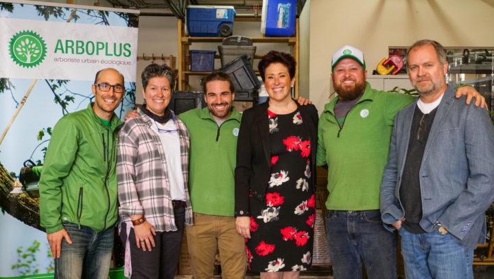 Arboplus annonce son acquisition de Novafor arboriculture